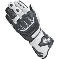 Held Evo-Thrux 2 Ladies Motorcycle Gloves (Black/White)