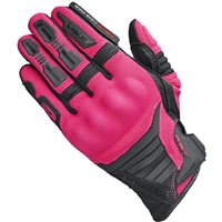 Held Hamada Ladies Motocross Gloves (Black/Pink)