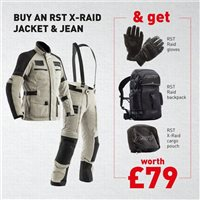 RST X-Raid Trouser & Jacket Offer
