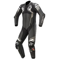 Alpinestars Atem v4  One Piece Leathers (Black/Grey/White)