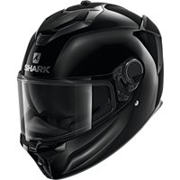 Shark Spartan GT Motorcycle Helmet (Black)