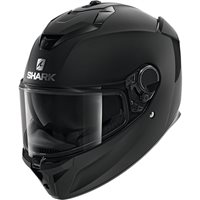 Shark Spartan GT Motorcycle Helmet (Matt Black)