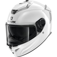 Shark Spartan GT Motorcycle Helmet (White)