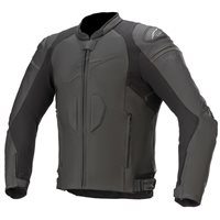 Alpinestars GP Plus R v3  Leather Jacket (Black)