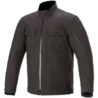 Alpinestars Solano Waterproof Textile Jacket (Black)