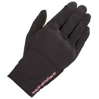 Alpinestars Reef Ladies Motorcycle Gloves (Black/Fuchsia)