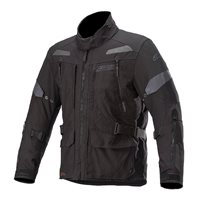 Alpinestars Valparaiso v3 Waterproof Jacket (Black)