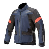 Alpinestars Valparaiso v3 Waterproof Jacket (Blue|Black)