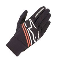 Alpinestars Reef Drystar Motorcycle Gloves (Black/White/Red)