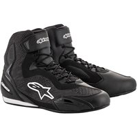 Alpinestars Faster 3 Rideknit Shoes (Black)