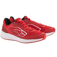 Alpinestars Meta Road Shoes (Red|White)