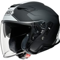 Shoei  J-Cruise 2 Adagio TC5 Open Faced Helmet (Black|Grey)