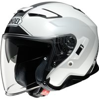 Shoei  J-Cruise 2 Adagio TC6 Open Faced Helmet (White|Grey)