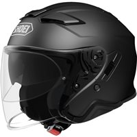 Shoei  J-Cruise 2 Open Faced Helmet (Matt Black)