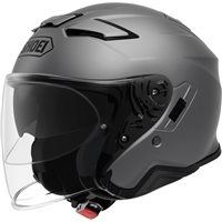 Shoei  J-Cruise 2 Open Faced Helmet (Matt Grey)