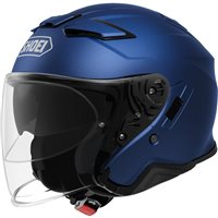 Shoei  J-Cruise 2 Open Faced Helmet (Matt Blue)