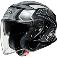 Shoei  J-Cruise 2 Aglero TC5 Open Faced Helmet (Grey|Black)