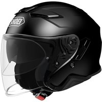 Shoei  J-Cruise 2 Open Faced Helmet (Black)