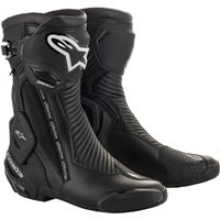 Alpinestars SMX Plus V2 Goretex Boot (Black|Silver)