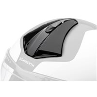 Schuberth C3 Pro Top Vent Gloss Black