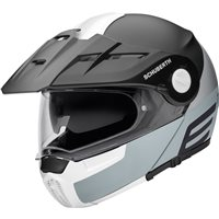 Schuberth E1 Cut Grey Flip Front Motorcycle Helmet