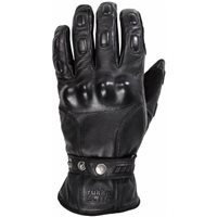 Rukka Beckwith Motorcycle Leather Gloves (Black)