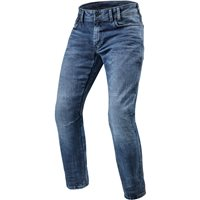 Revit Cordura Denim Jeans Detroit (Medium Blue)