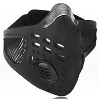 Respro Sportsta Mask For Pollen (Black)