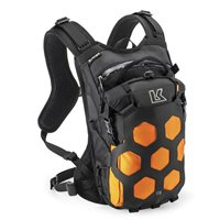 Kriega Trail 9 Adventure Backpack (Orange)