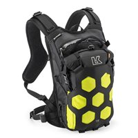 Kriega Trail 9 Adventure Backpack (Lime)