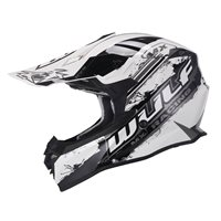 Wulfsport Off Road Pro Motocross Helmet (White)