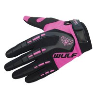Wulfsport Attack MX Gloves (Pink)