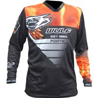 Wulfsport Forte Race Shirt (Orange)