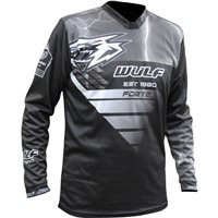 Wulfsport Forte Race Shirt (Grey)