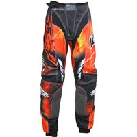 Wulfsport Forte Race Pants (Orange)