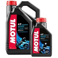 MOTUL 3000 10W40 Mineral Motorcycle Oil