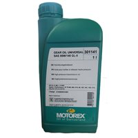 Motorex Gear Oil 85W-140 1 litre