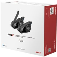 Sena 30K Bluetooth Communication System - Dual Pack