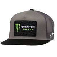 Alpinestars Monster Champ Trucker Hat (Grey)