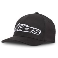 Alpinestars Blaze Flexfit Hat (Black/White)