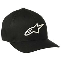 Alpinestars Ageless Curve Hat (White/Black)