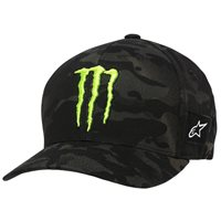 Alpinestars Monster Multicamo Hat (Black)