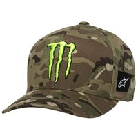 Alpinestars Monster Multicamo Hat (Green)