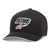 Alpinestars Race Angle Mesh Hat (Black)