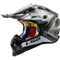 LS2 MX470 Subverter Power Off Road Helmet (Jeans)
