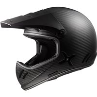 LS2 MX471 Xtra C Carbon Off Road Helmet (Matt Carbon)