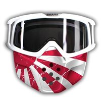 Shark Kit Mask & Goggle Japan