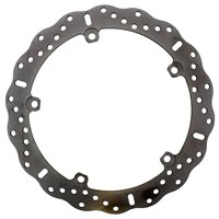 EBC Stainless Steel Brake Disc With Contoured Profile MD1187C