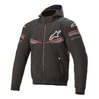 Alpinestars Sektor v2 Tech Hoodie (Black/Bright Red)