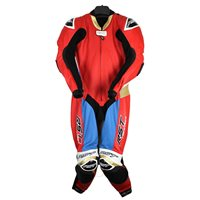 RST Race Dept V4 Kangaroo Custom Made One Piece Race Leathers